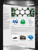 Сайт по производству изделий из чугуна